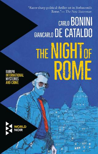 The Night Of Rome (Paperback)