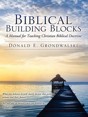Biblical Building Blocks (Paperback)