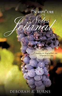 Scripture Notes Journal (Paperback)