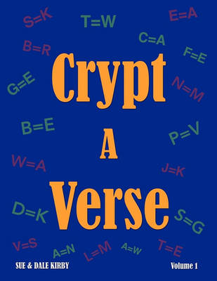 Crypt-A-Verse (Paperback)