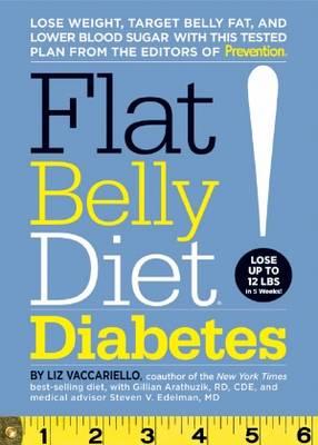 Flat Belly Diet! Diabetes (Paperback)