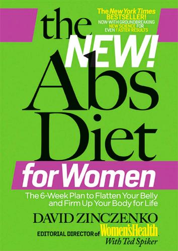 The New Abs Diet for Women (Paperback)