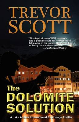 The Dolomite Solution (Paperback)