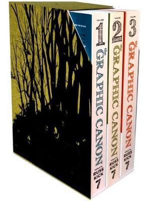 Graphic Canon Vols.1-3 Boxed Set (Paperback)