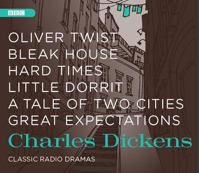 Charles Dickens: Classic Radio Dramas (CD-Audio)