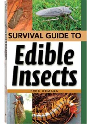 Survival Guide to Edible Insects (Paperback)