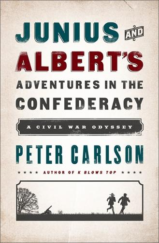 Julius and Albert's Adventures in the Confederacy: A Civil War Odyssey (Paperback)