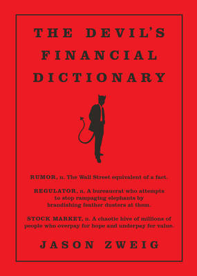 The Devil's Financial Dictionary (Hardback)
