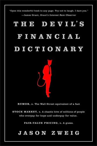 The Devil's Financial Dictionary (Paperback)