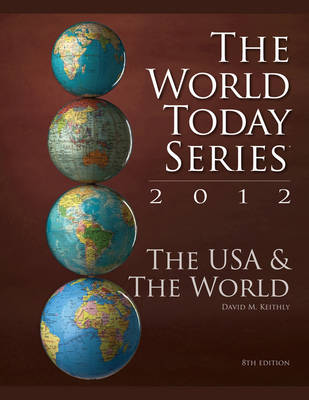 The USA and The World 2012 - World Today (Stryker) (Paperback)