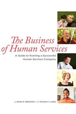 The Business of Human Services (Hardback)