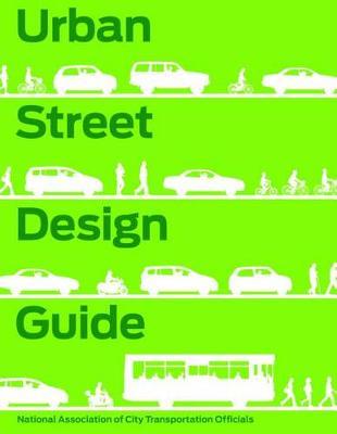 Urban Street Design Guide (Hardback)