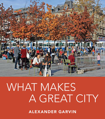 What Makes a Great City (Paperback)