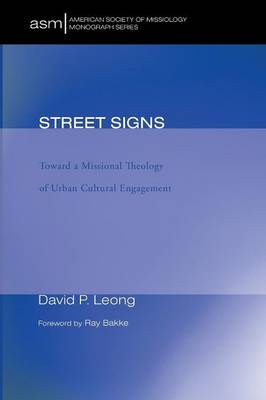 Street Signs - American Society of Missiology Monograph 12 (Paperback)