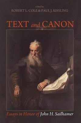 Text and Canon (Paperback)