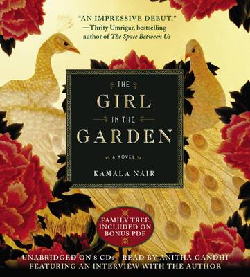 The Girl In The Garden (CD-Audio)