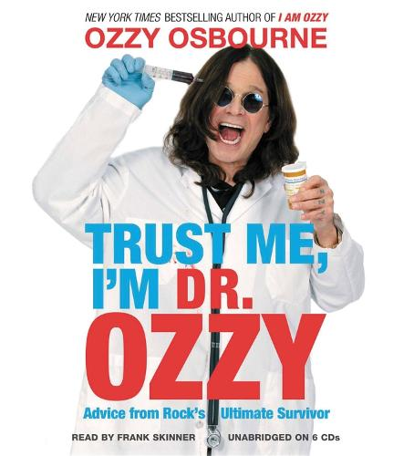 Trust Me, I'm Dr Ozzy (CD-Audio)