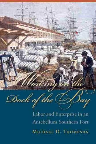 Working on the Dock of the Bay: Labor and  Enterprise in an Antebellum Southern Port - Carolina Lowcountry and the Atlantic World (Hardback)