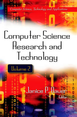 Computer Science Research & Technology: Volume 2 (Hardback)