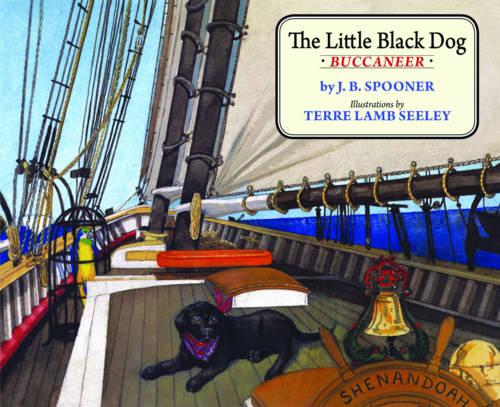 The Little Black Dog Buccaneer - Little Black Dog (Hardback)