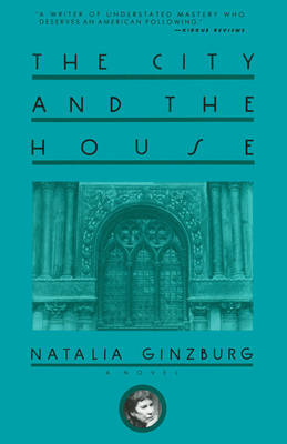 The City and the House: A Novel (Paperback)
