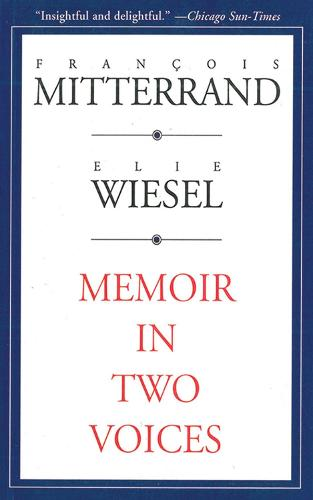 Memoir in Two Voices (Paperback)