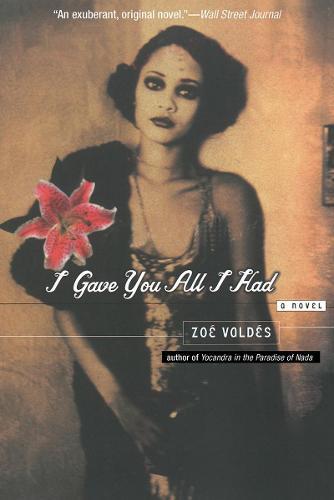 I Gave You All I Had: A Novel (Paperback)