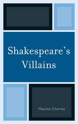 Shakespeare's Villains (Paperback)