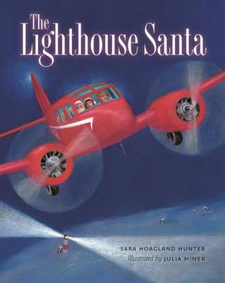 The Lighthouse Santa (Hardback)