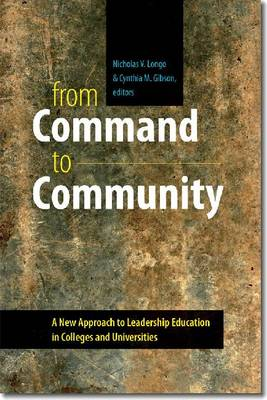 From Command to Community (Hardback)