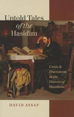 Untold Tales of the Hasidim (Paperback)