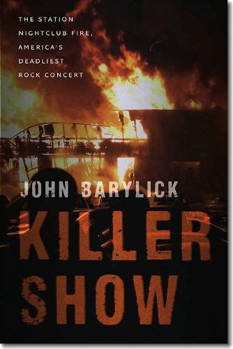 Killer Show (Hardback)