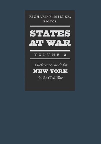 States at War, Volume 2 (Hardback)