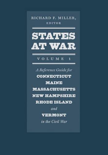 States at War, Volume 1 (Hardback)