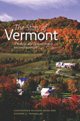 The Story of Vermont (Paperback)