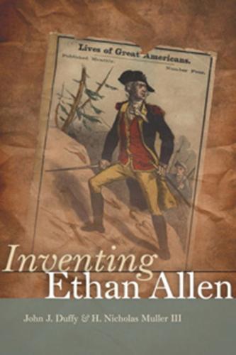 Inventing Ethan Allen (Paperback)