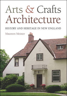 Arts & Crafts Architecture (Hardback)