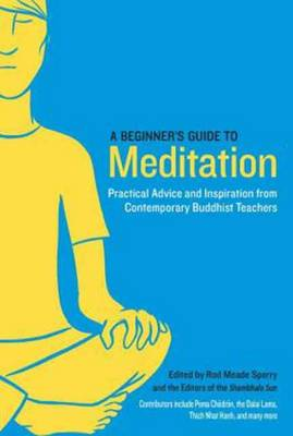 A Beginner's Guide To Meditation, A (Paperback)