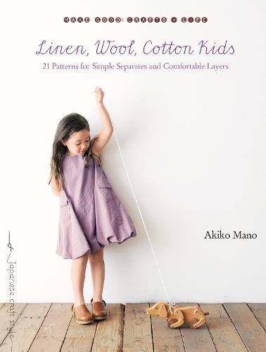 Linen, Wool, Cotton Kids (Paperback)