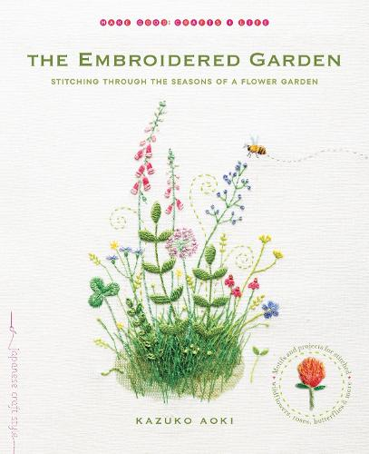 The Embroidered Garden (Paperback)