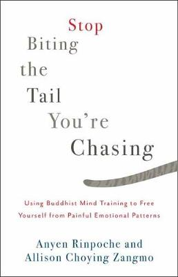 Stop Biting the Tail You're Chasing: Using Buddhist Mind Training to Free Yourself from Painful Emotional Patterns (Paperback)