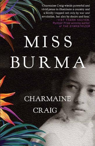Miss Burma (Paperback)