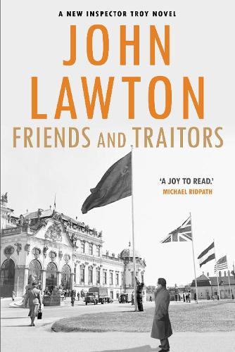 Friends and Traitors - Inspector Troy (Paperback)
