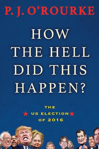 How the Hell Did This Happen?: A Cautionary Tale of American Democracy (Hardback)
