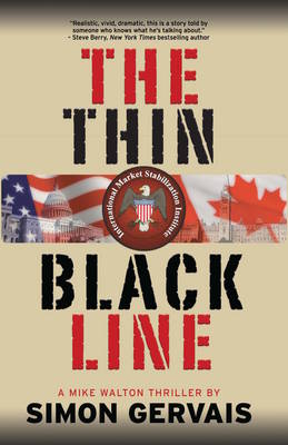 The Thin Black Line: Mike Walton Thriller #1 (Paperback)