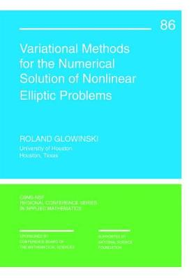 Variational Methods for Numerical Solution of Nonlinear Elliptic Problems - CBMS-NSF Regional Conference Series 86 (Paperback)