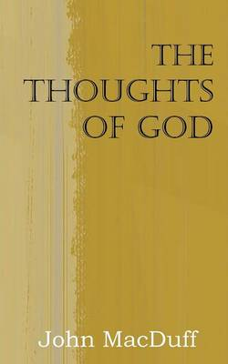 The Thoughts of God (Paperback)