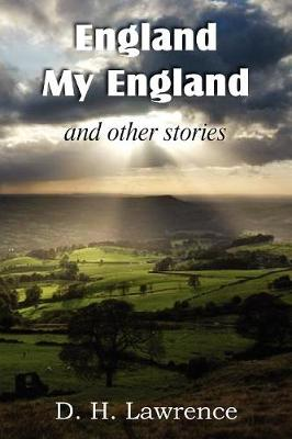 England, My England and Other Stories (Paperback)