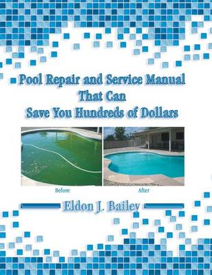Pool Repair and Service Manual That Can Save You Hundreds of Dollars (Paperback)