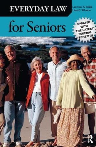 Everyday Law for Seniors (Hardback)